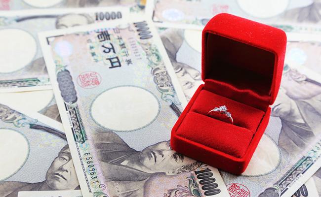 結婚費用について
